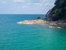 Красивые изображения на острове Phangan стоковые изображения