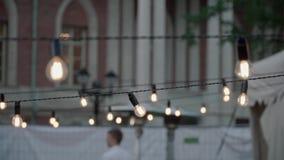 Красивые лампы дизайна акции видеоматериалы
