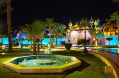 Красивые места в Sharm El Sheikh, Египте Стоковые Фотографии RF