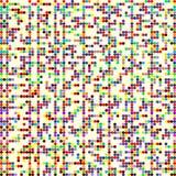 Красивые покрашенные круги на светлой предпосылке смягчают иллюстрацию вектора Стоковая Фотография