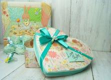 Красивые подарки для младенца Стоковое Изображение