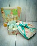 Красивые подарки для младенца Стоковое фото RF