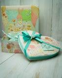 Красивые подарки для младенца Стоковые Фото
