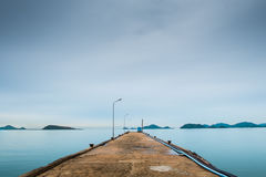 Красивые путь но не reachable Стоковое Фото