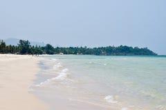 Красивые пляжи в Таиланде Стоковое фото RF