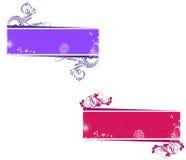 Красивые рамки Стоковое Изображение RF
