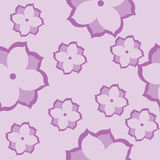 Красивые розовые цветки Стоковые Фото