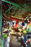 Красивые рынки стоковое фото rf