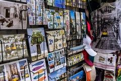 Красивые сувениры от Лиссабона, Португалии стоковые фото