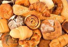 Красивые хлебы Стоковая Фотография
