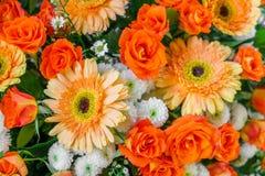 Красивые цветки для валентинок и сцены свадьбы Стоковое Изображение