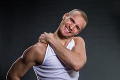 Красивые люди фитнеса Стоковые Фото