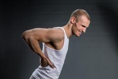 Красивые люди фитнеса Стоковые Изображения
