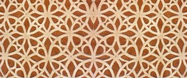 Красивые stuccoed стены Сеговии, Испании - знамени 2 Стоковое фото RF