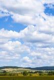 Красивый ландшафт, Венгрия Стоковые Фото