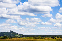 Красивый ландшафт, Венгрия Стоковые Изображения