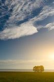 Красивый ландшафт Новой Зеландии Стоковое Изображение