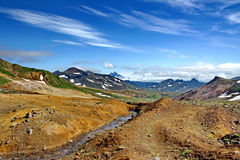 Красивый ландшафт Стоковая Фотография RF