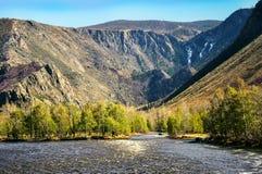 Красивый ландшафт Стоковое фото RF
