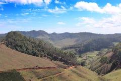 Красивый ландшафт III Стоковое Изображение