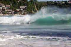 Красивый балийский пляж Dreamland Стоковое фото RF
