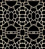 Красивый бежевый орнамент Стоковые Фото