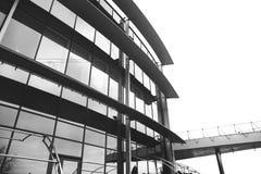 Красивый бизнес-центр Стоковое Изображение RF