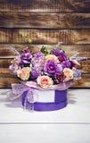Красивый букет цветков Стоковые Изображения