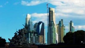 Красивый Буэнос-Айрес стоковое фото