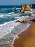 Красивый вид 12 апостолов Стоковые Фото