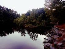 красивый вид природы Стоковое фото RF