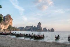 Красивый вид Phi Phi Koh, Krabi, Таиланда стоковые изображения rf