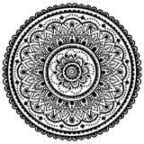 Красивый винтажный орнамент Стоковая Фотография