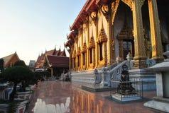 Красивый висок в виске nari Бангкока Wat Samien в Бангкоке Таиланде Стоковая Фотография RF