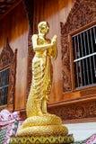 Красивый висок на Wat Banden Стоковое Изображение RF