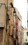 Красивый вид славного, Франция, Провансаль стоковое изображение