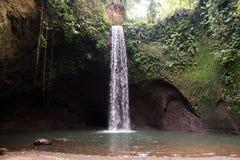Красивый водопад Sekumpul - Бали, Индонезия Стоковое Изображение