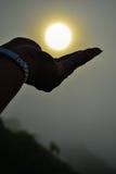 Красивый восход солнца Стоковые Изображения