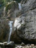 Красивый водопад в Австрии Стоковое фото RF