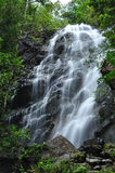 Красивый водопад на острове Phaghan Стоковые Фото