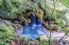 Красивый водопад Стоковые Фото
