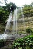 Красивый водопад subolong стоковые фотографии rf