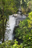 Красивый водопад Watchiritharn в севере Таиланда, Стоковое Фото