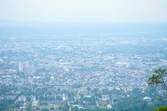 Красивый город Hat Yai ландшафта, Таиланд Стоковые Фото