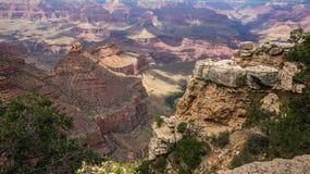 Красивый гранд-каньон Стоковая Фотография