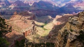 Красивый гранд-каньон Стоковые Изображения