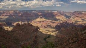 Красивый гранд-каньон Стоковые Фото