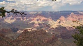 Красивый гранд-каньон Стоковая Фотография RF