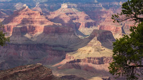 Красивый гранд-каньон Стоковые Фотографии RF