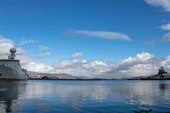 красивый день в Reykjavik, Исландия стоковое изображение rf